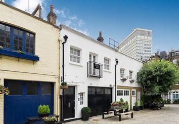 Thumbnail 3 bed mews house for sale in Westbourne Terrace, Paddington