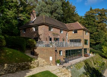 Thumbnail 5 bed detached house for sale in Three Gates Lane, Haslemere, Surrey