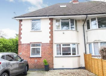 Thumbnail 2 bed flat for sale in Albert Road, Poole