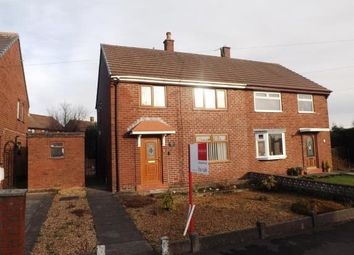 Thumbnail 3 bed semi-detached house for sale in Holly Road, Golborne, Warrington, Greater Manchester