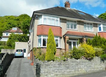 Thumbnail 3 bedroom property for sale in Ffynone Drive, Swansea