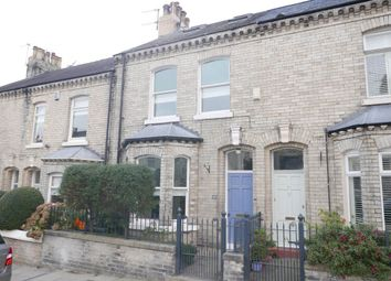 Thumbnail 3 bed terraced house to rent in Millfield Road, York, North Yorkshire