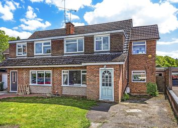 Thumbnail 4 bed semi-detached house for sale in Ripley, Woking