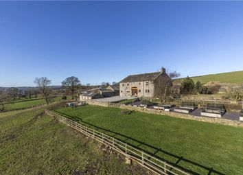 Thumbnail 4 bed barn conversion for sale in Near Woodside Farm, Skipton Road, Kildwick
