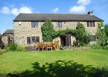 Thumbnail 4 bedroom barn conversion for sale in New Mills, High Peak, Derbyshire