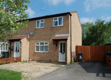 Thumbnail 3 bed end terrace house to rent in Lincoln Way, Stefan Hill, Northants