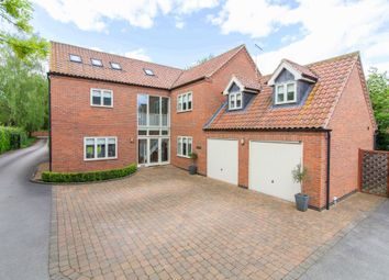 Thumbnail 5 bed detached house for sale in Main Street, Scarrington, Nottingham