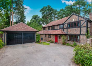 Thumbnail 5 bedroom property for sale in Sorrel Drive, Lightwater, Surrey, United Kingdom