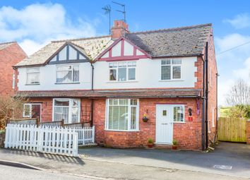 Thumbnail 3 bed semi-detached house for sale in Belbroughton Road, Blakedown, Kidderminster