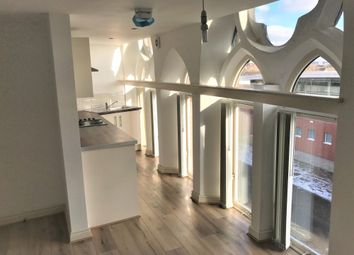 Thumbnail 1 bed flat to rent in St Peters Church, High Park Street, Liverpool