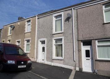 Thumbnail 2 bed terraced house to rent in Siloh Road, Landore, Swansea.