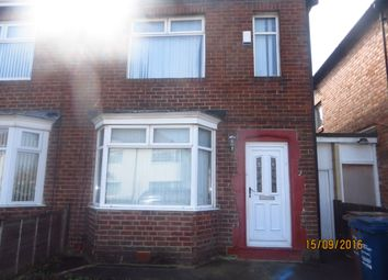 2 bed semi-detached house to rent in Severus Road, Fenham, Newcastle Upon Tyne NE4