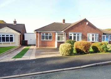 Thumbnail 3 bed semi-detached bungalow to rent in Croft Crescent, Clayhanger