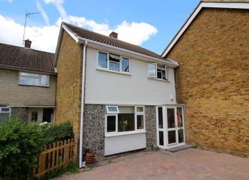 Thumbnail 3 bed terraced house for sale in Nether Priors, Basildon