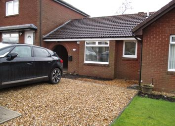 Thumbnail 1 bed terraced bungalow for sale in Springholm Drive, Airdrie