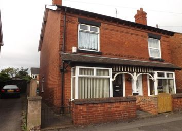 Thumbnail 3 bed property to rent in Edward Avenue, Sutton In Ashfield