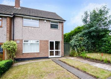 Thumbnail 3 bed end terrace house for sale in Peach Ley Road, Bournville Village Trust, Birmingham