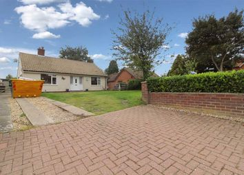 Thumbnail 3 bed detached bungalow for sale in Main Road, Chelmondiston, Ipswich, Suffolk