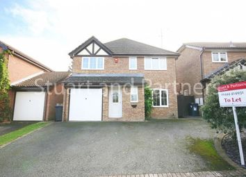 Thumbnail 4 bed detached house to rent in Marlow Drive, Haywards Heath