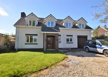 Thumbnail 3 bed detached house for sale in Barn Hill, Down St. Mary, Crediton, Devon