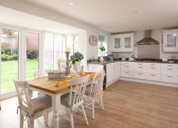 "Thumbnail 4 bedroom detached house for sale in ""Holden"" at Maw Green Road, Crewe"