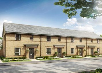 """Thumbnail 2 bedroom terraced house for sale in """"Amber"""" at Southern Cross, Wixams, Bedford"""