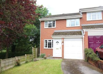 Thumbnail 3 bed semi-detached house to rent in Aberfeldy Close, Holmes Chapel, Crewe