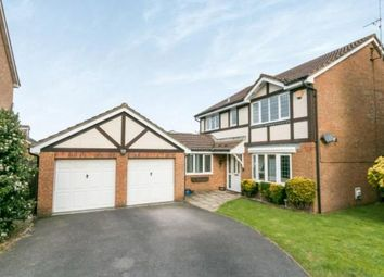 Thumbnail 5 bedroom detached house for sale in Hatch Warren, Basingstoke, Hampshire