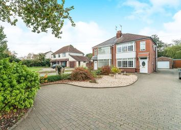 Thumbnail 3 bed semi-detached house for sale in Main Road, Bilton, Hull