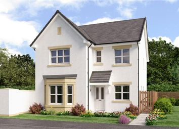 "Thumbnail 4 bed detached house for sale in ""Mitford"" at Auchinleck Road, Robroyston, Glasgow"