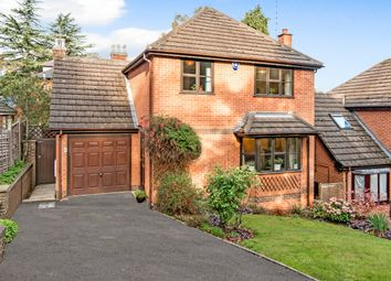 Thumbnail 4 bed detached house for sale in Elm Bank Drive, Mapperley Park