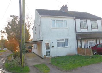 Thumbnail 3 bed semi-detached house for sale in Rutland Drive, Rayleigh, Essex