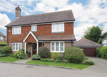 Thumbnail 4 bed detached house for sale in Hollands Field, Broadbridge Heath, Horsham, West Sussex