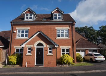Thumbnail 5 bed detached house for sale in Tutnall Drive, Solihull
