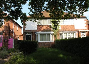 Thumbnail 3 bed terraced house to rent in St Deny's Road, Leicester