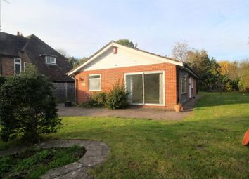 Thumbnail 3 bed bungalow to rent in Heathfield Drive, Redhill