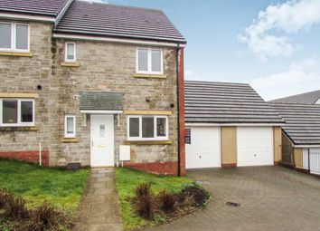 Thumbnail 3 bed property to rent in Llys Yr Onnen, Coity, Bridgend