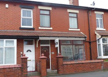 Thumbnail 3 bed terraced house for sale in Regent Road, Chorley