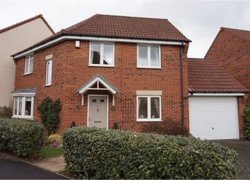 Thumbnail 3 bed detached house for sale in Firs Avenue, Oakham
