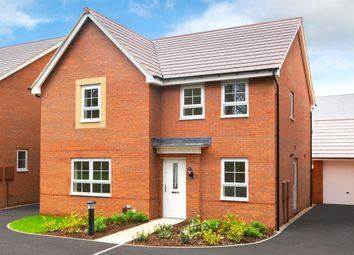 "4 bed detached house for sale in ""Radleigh"" at Newton Lane, Wigston LE18"
