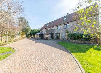 Thumbnail 5 bed detached house for sale in The Court Barn, Manor Farm, Caldicot