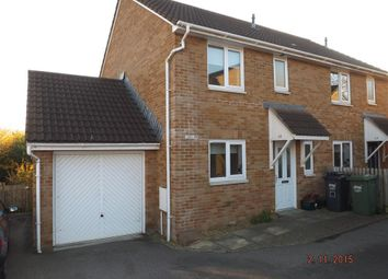 Thumbnail 3 bedroom semi-detached house to rent in Stoat Park, Barnstaple