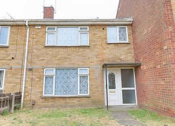 Thumbnail 3 bed terraced house for sale in Canterbury Close, Scunthorpe