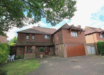 Hammerwood Road, Ashurst Wood, East Grinstead RH19. 4 bed detached house for sale
