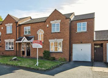 Thumbnail 4 bed semi-detached house for sale in Bell Close, Lichfield