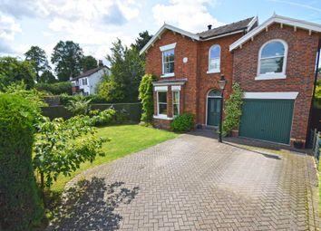Thumbnail 4 bed detached house for sale in Heathbank Road, Cheadle Hulme, Cheadle