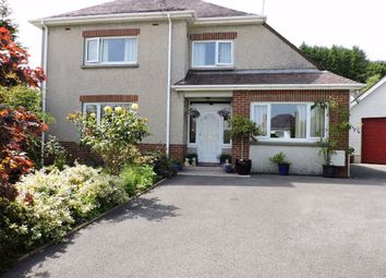 Thumbnail 4 bed detached house for sale in Mostyn Avenue, Carmarthen