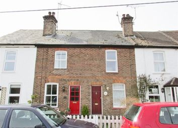 Thumbnail 2 bed terraced house to rent in Noahs Ark, Kemsing, Sevenoaks
