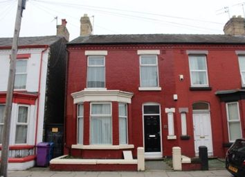 Thumbnail 4 bedroom shared accommodation to rent in Gainsborough Road, Wavertree, Liverpool