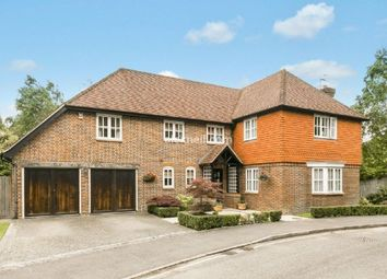 Thumbnail 5 bed detached house for sale in Richmond Place, Tunbridge Wells